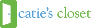 Logo for the organization Catie's Closet