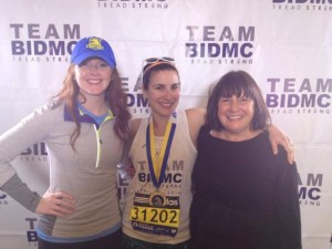 JL Boston Members leading by example by running the 2014 Boston Marathon
